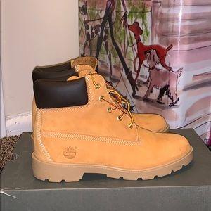 """""""Butter"""" timberland boots"""